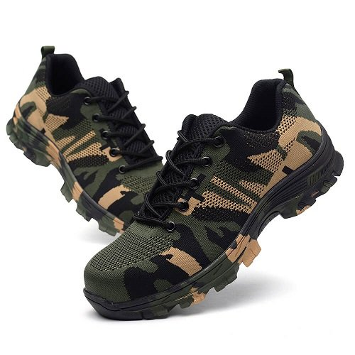 military style safety shoes in Pakistan