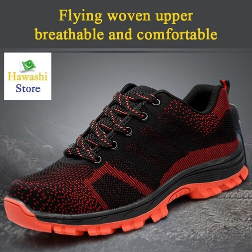 Sports Type Safety Shoes Collection