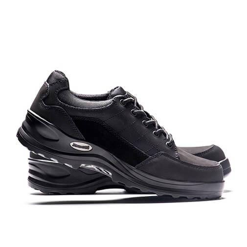 business men's safety shoes breathable anti-slip