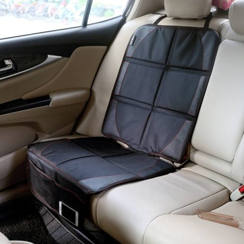Car Seat Cushion Backrest Free Anti-slip Mat
