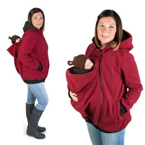 Kangaroo Zipper Jacket for Mother in Pakistan