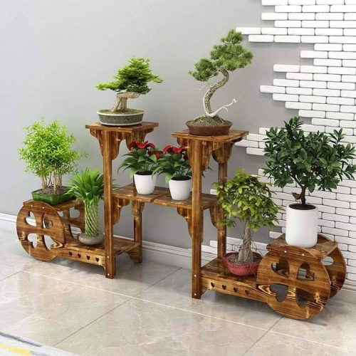 Stylish Plants Stand For Indoor