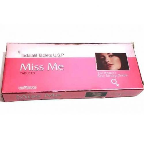 Miss Me Female Viagra Tablets in Pakistan