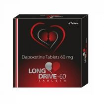 Long Drive Dapoxetine 4 tablets in Pakistan