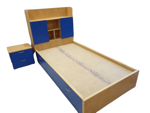 VIP Kids Bed with heavy storage in Pakistan