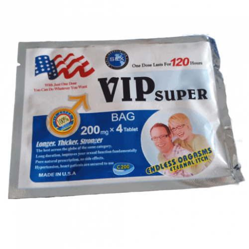 VIP Super american pills bag 200 mg in Pakistan