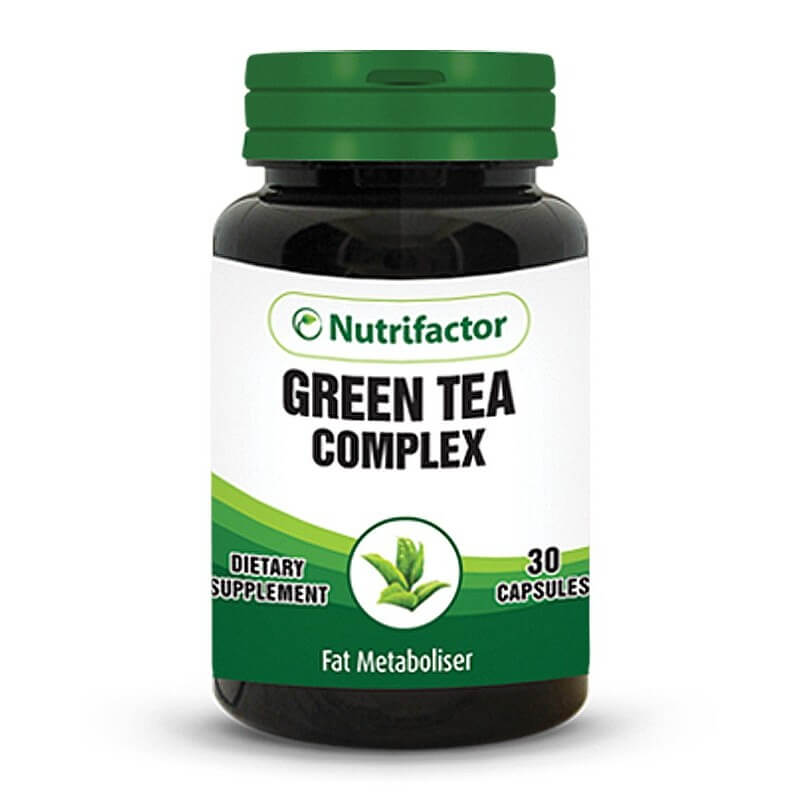 Green Tea Extract Capsule Weight Loss Formula