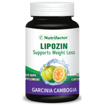 Lipozin weight loss 60 capsules for adults