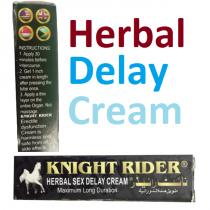 Knight Rider Best Sexual Delay Cream in Pakistan
