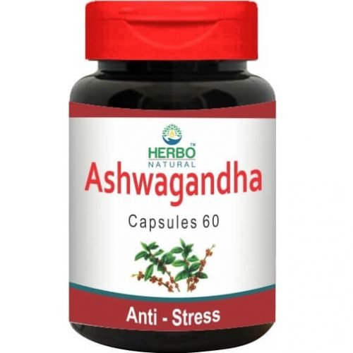 Ashwagandha Anti Stress Herbal Supplement In Pakistan