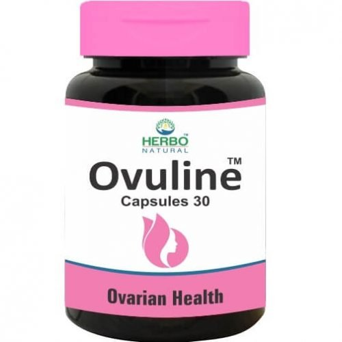 Women's Ovaries Health Herbal Capsules in Pakistan