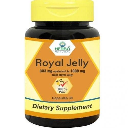 Best Royal Jelly 1000 mg Health Booster Supplement in Pakistan