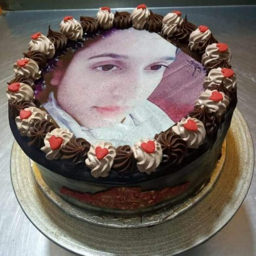Picture Cake for Birthday in Pakistan