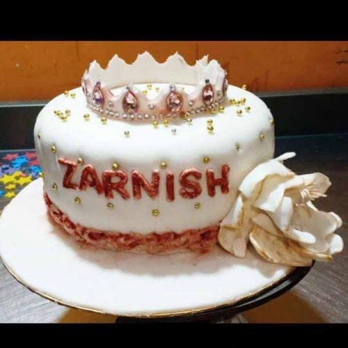 Happy Wedding and Friendship Cake Design