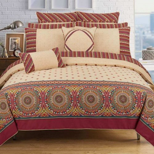 Beautiful Design Bedroom Bed Sheet