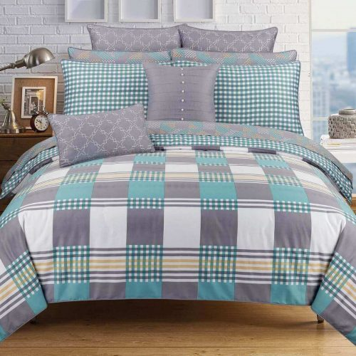 Double Bed Beautiful Latest Design Bedsheet