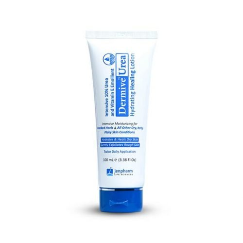 Dermive Urea cream for dry and rough skin