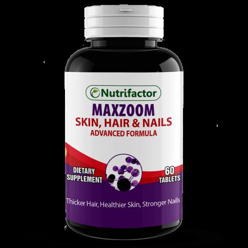Maxzoom advance skin nail and hair